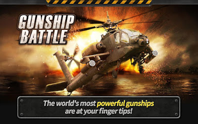 Gunship Battle Helicopter 3D Mod Apk 1