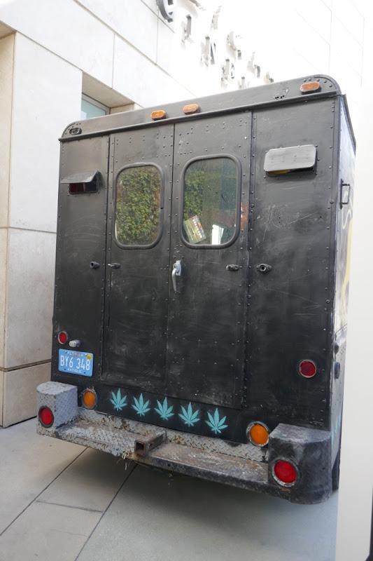 Beach Bum truck rear