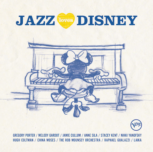 "My Review Love!!:  ""Jazz Loves Disney"" Album - Music Alert for DisneyLovers! #HolidayGift"
