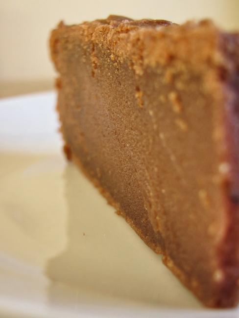 Anulas Kitchen Vegan Chocolate Fudge Cake