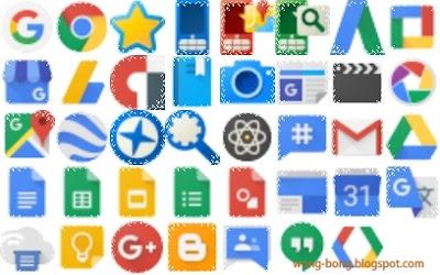 Macam-Macam Produk Google