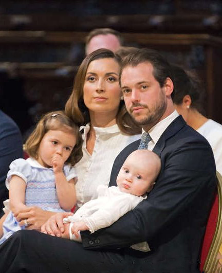 Royal Family Around The World Prince Liam Of Luxembourg