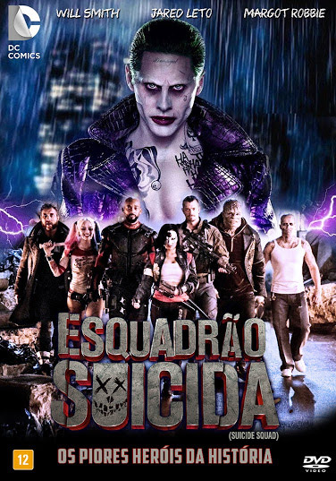 Esquadrão Suicida Torrent – BluRay 720p/1080p Dual Áudio