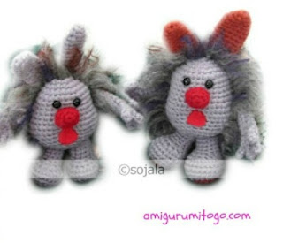 crochet grey dust bunnies big comfy couch