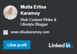 Follow Me in Linkedin