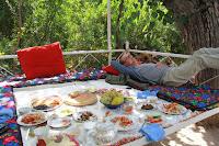 Tajikistan, Duchanbe, Buvak village, topchan, © L. Gigout, 2012