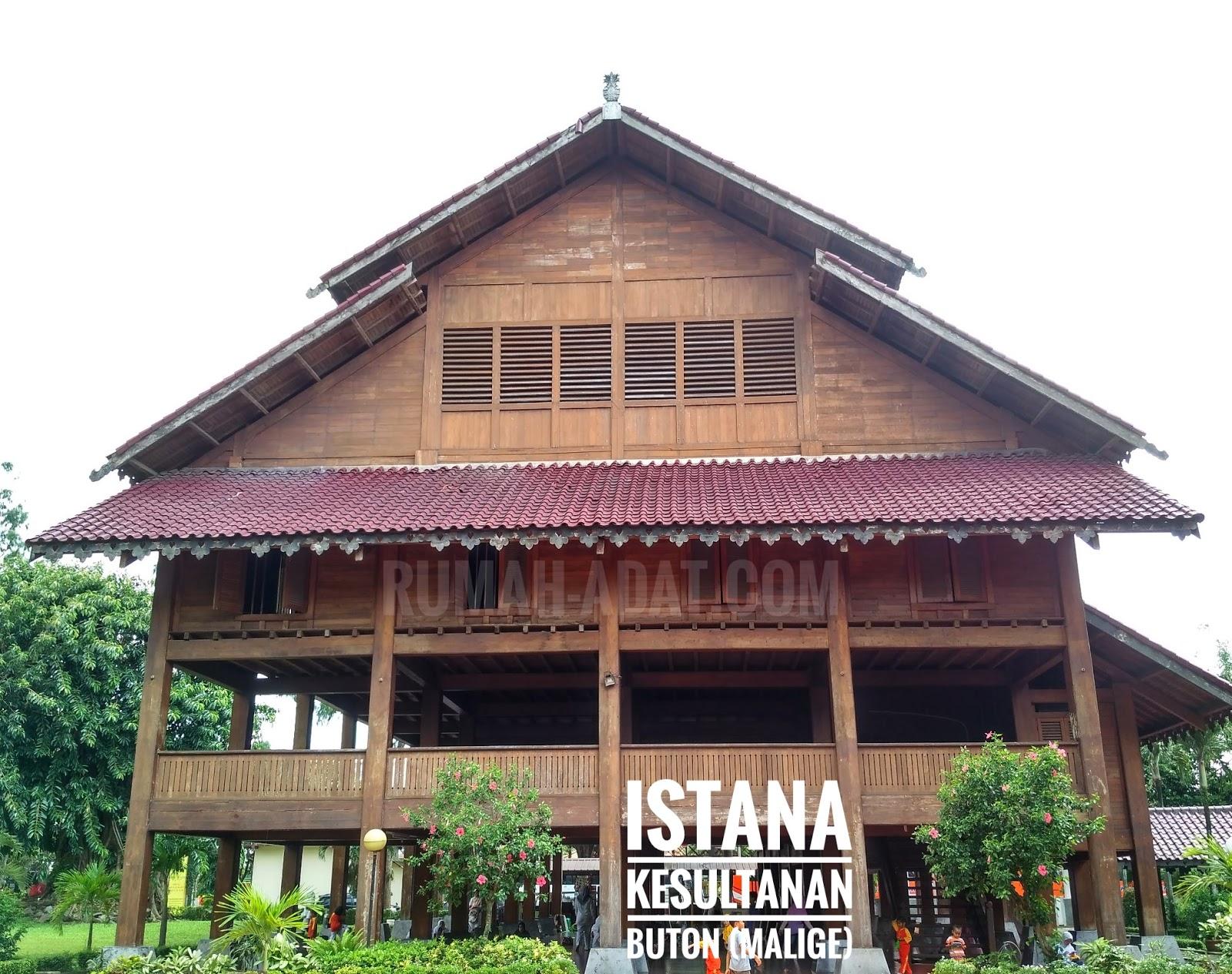 rumah laika istana malige