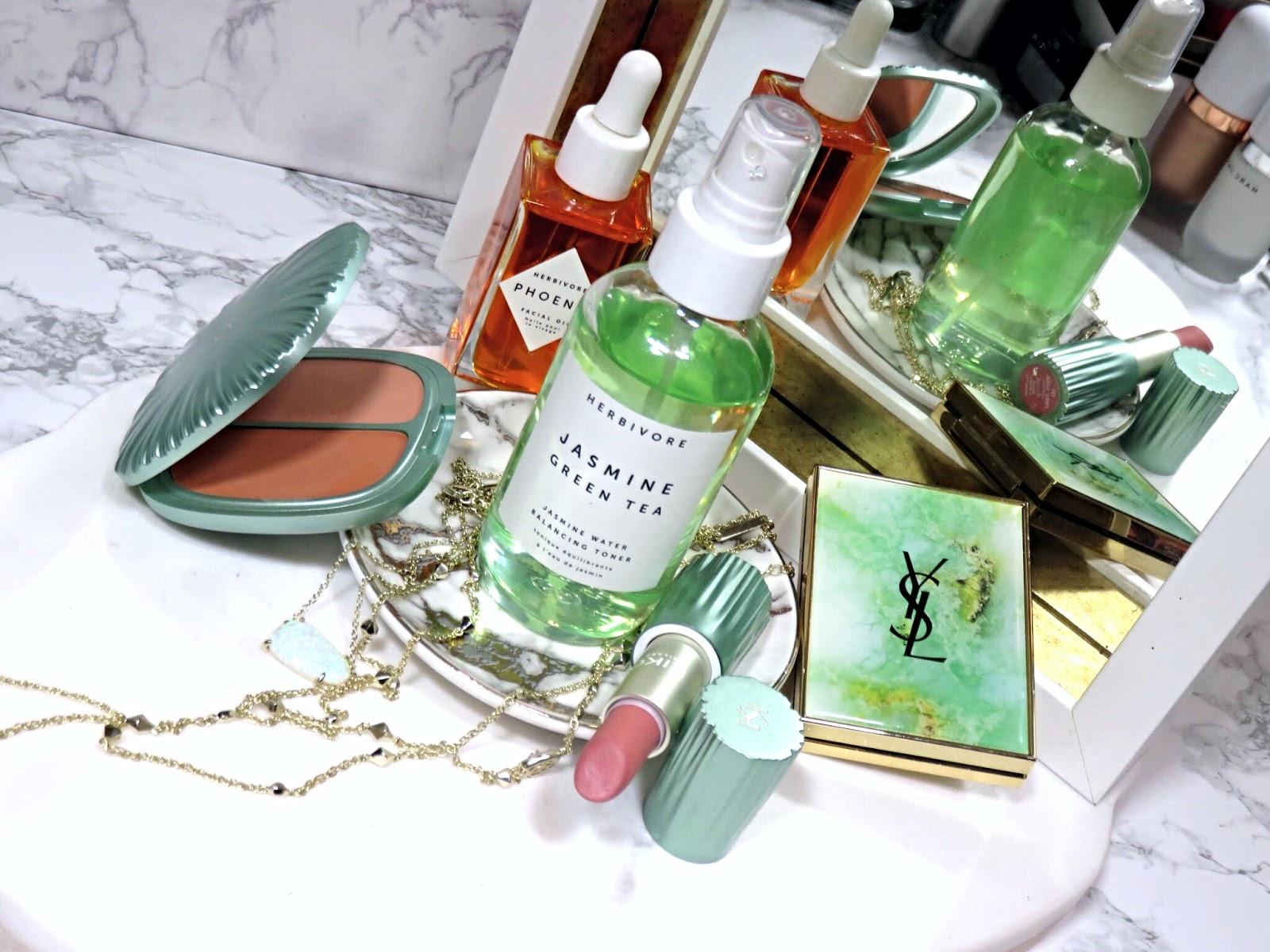 Review Herbivore Jasmine Green Tea Balancing Toner Pretty Is My 60ml