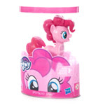 My Little Pony Molded Mane Pony Singles Pinkie Pie Brushable Pony