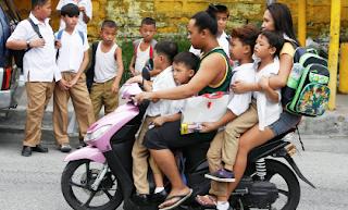 Banning Children on Motorbikes