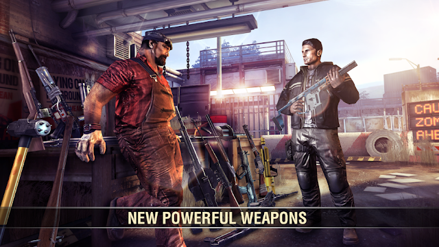 DEAD TRIGGER 2 APK MOD DOWNLOAD
