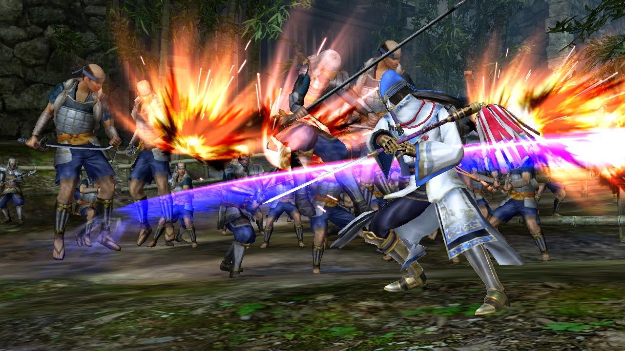 Pocket-Console: Samurai Warriors 4 Coming to Vita