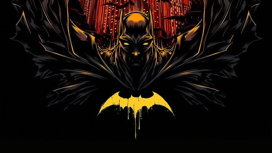 Batman, DC, Comics, 4K, #6.2055