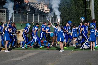 FÚTBOL AMERICANO - Este fin de semana se decide el campeón de la Liga Norte