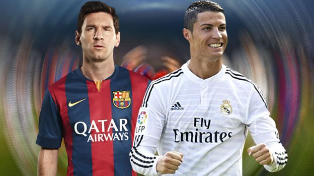 Cristiano Ronaldo vs Lionel Messi Balon de Oro 2014