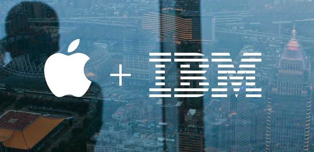 搶進行動大資料,IBM 與 Apple攜手推出MobileFirst App