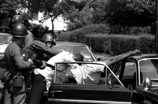 How a New Study on Race Relations Echoes LBJ's 1968 Kerner Report