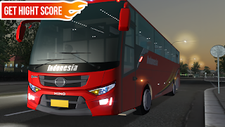 Game Simulasi Bus Android - bus simulator indonesia