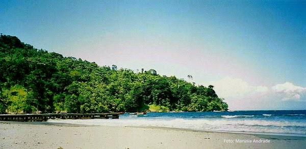 Praia de Maracas Bay - Trinidad e Tobago