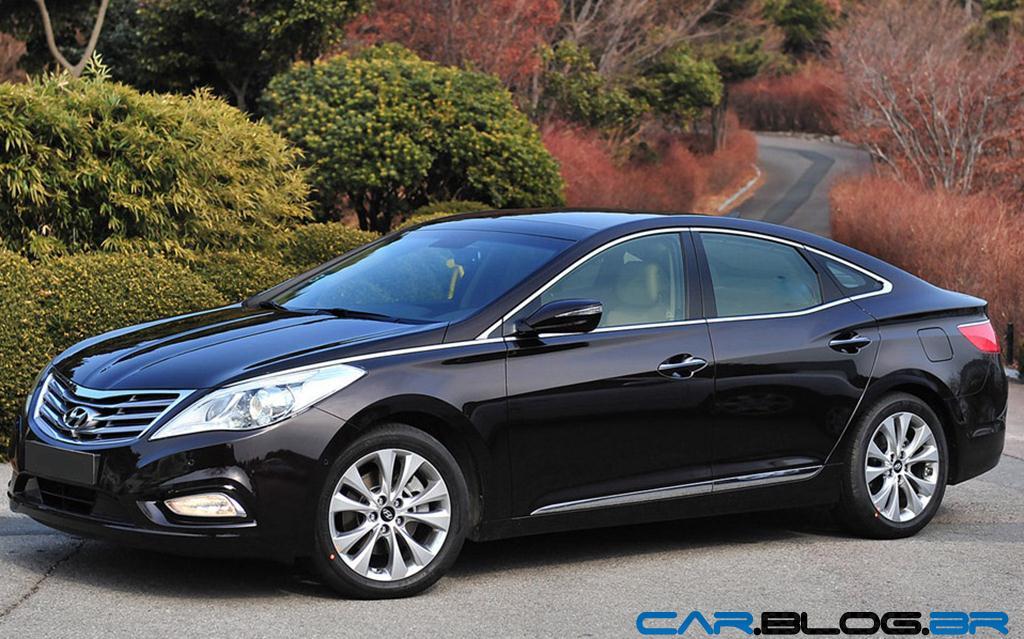 Hyundai Azera 2013 Fotos Pre 231 O Consumo E Ficha T 233 Cnica