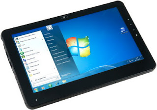 10-inch AT Tablet - the first European Windows 7 tablet PC announced