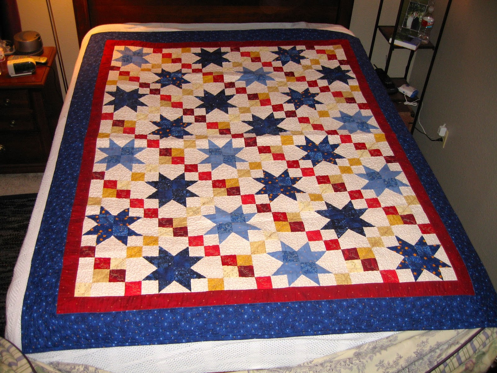 Windsong Quilts Traditional Quilt Gallery