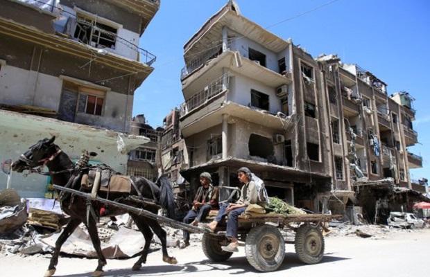 Warga Ngawen Dikabarkan Tertembak di Suriah