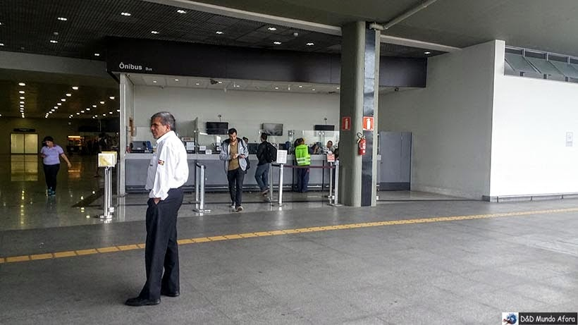 Como ir e vir do aeroporto de Confins à rodoviária de BH