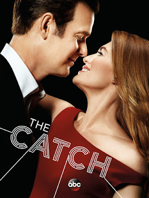 The Catch Season 2 poster