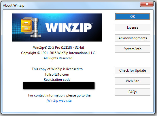 Download Winzip 21