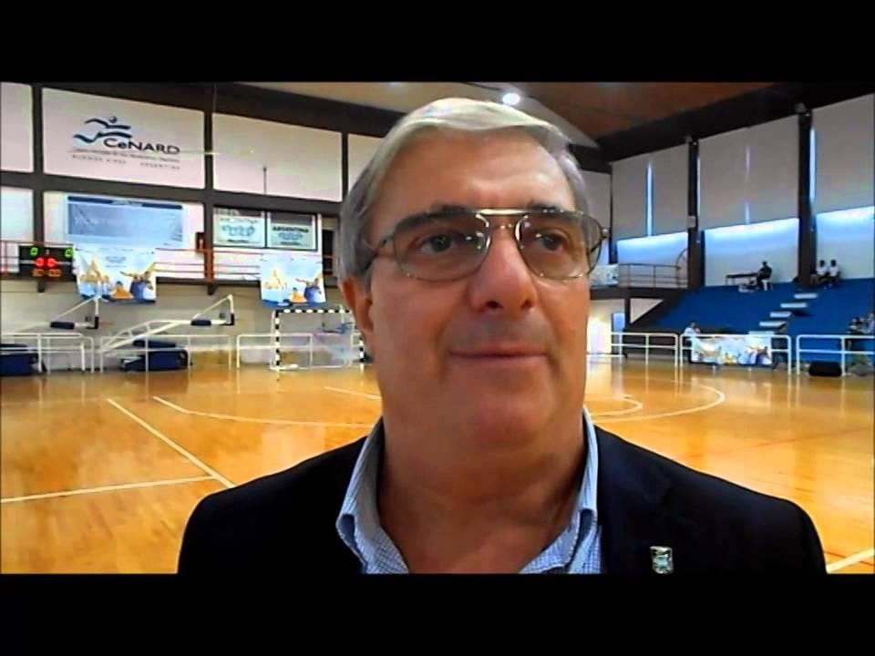 Moccia, Mario Handball argentina