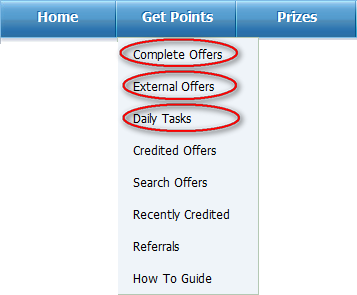 PrizeRebel Points Adder - Add points to your PrizeRebel account