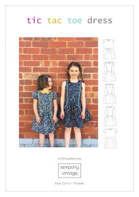 Image result for Tic Tac Toe Dress pattern