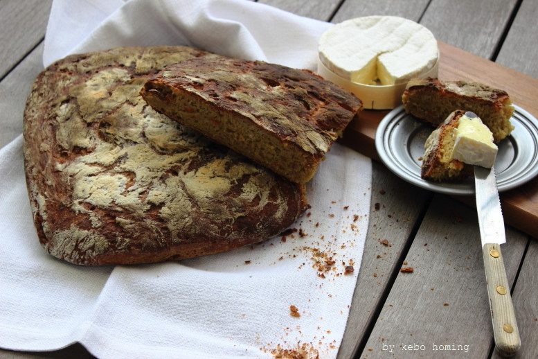 Kürbisbrot zum World Bread Day 2016, Rezept beim Südtiroler Food- und Lifestyleblog kebo homing, foodstyling and photography, pumpkin bread recipe
