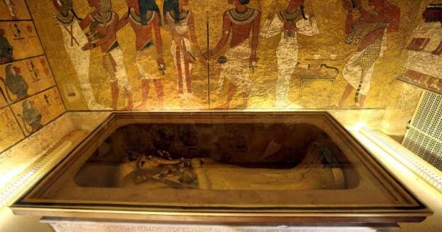 26 November dalam Sejarah: Dua Pria Inggris Masuk ke Makam Tutankhamen Setelah 3000 Tahun Tak Tersentuh #beritahariini