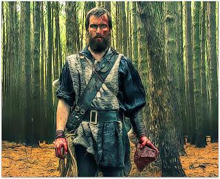 Samuel Reginatto, em 'Caçador' (2014)