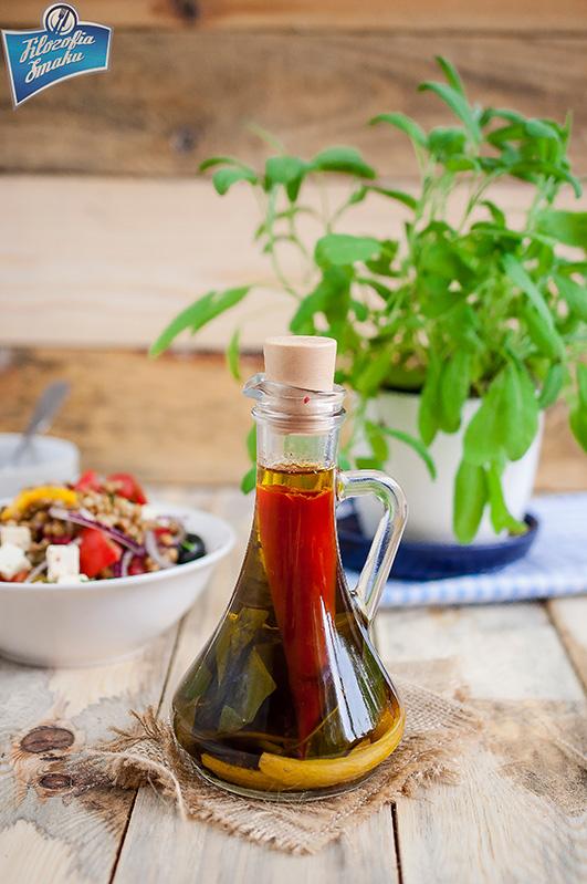 Oliwa aromatyzowana