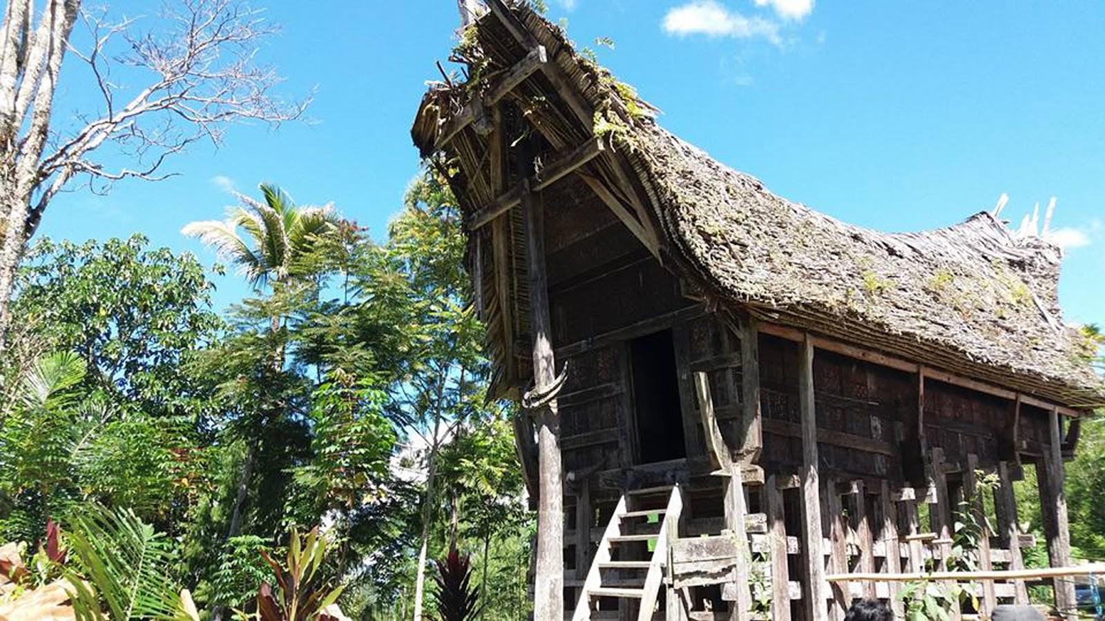 Objek Wisata Gua Alam Sa'pak Bayo - Bayo