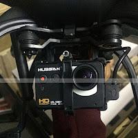 Hubsan H109S Camera