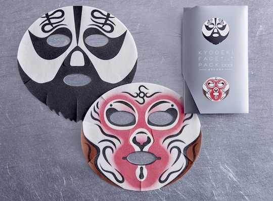 anime print face mask, facial mask, otaku face mask