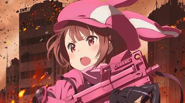 Sword Art Online Alternative: Gun Gale Online 12/12 [Sub-Español][MEGA-MF-GD][HD-FullHD][Online]