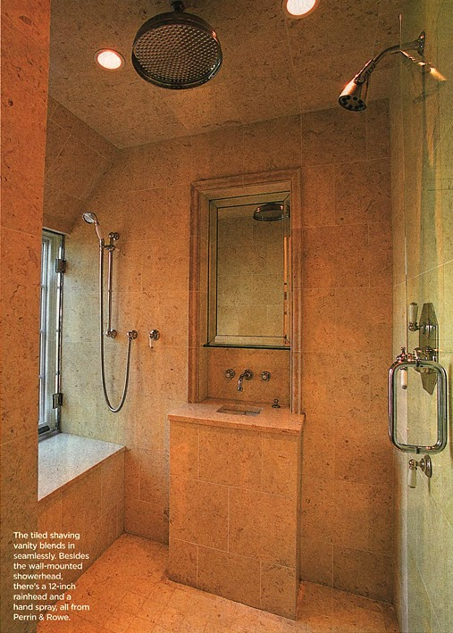 Walk in shower design dreams house furniture for House plans with walk through shower
