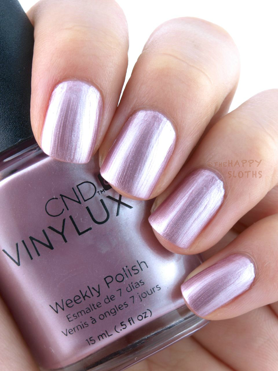 Cnd Vinylux Holiday 2015 Aurora Collection Review And Swatches The Happy Sloths Beauty