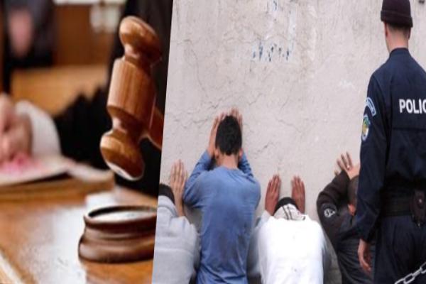 10سنوات سجن لعصابة أبرمت صفقات بيع المخدرات بالشلف