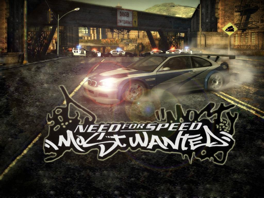 Free Download Nfs Most Wanted Black Edition Rip Full Version Games