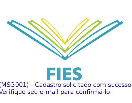 Erro (MSG001) - Sisfies