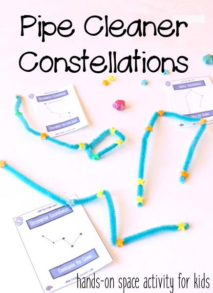 solar system constellation activity