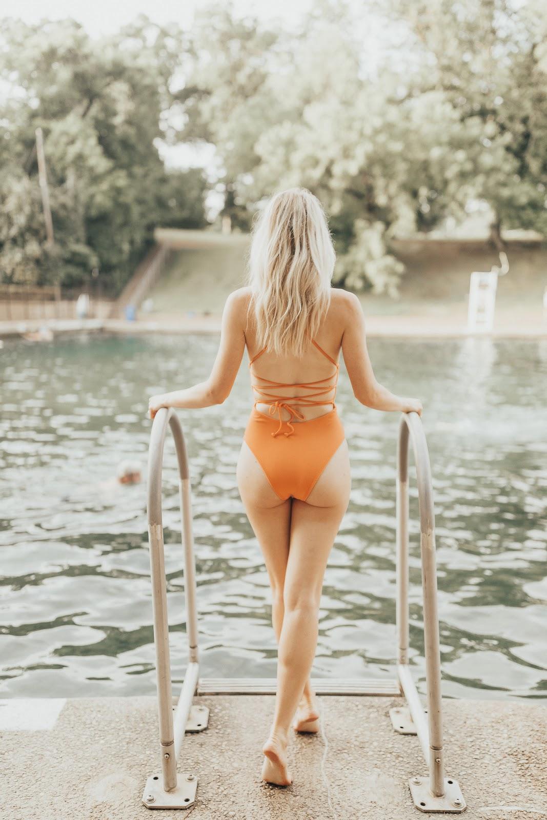 Barton Springs in Austin | Love, Lenore