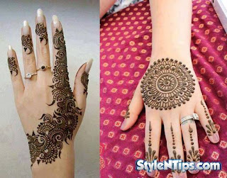 Best Designer Mehndi Of Happy Eid 2017
