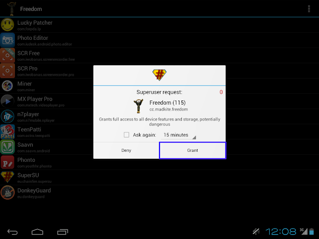 Freedom Apk Android